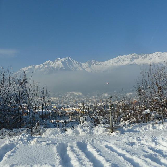 Innsbruck 8 - von der Brennerautobahn aus  [Explored]