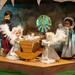 Movable Christmas Crib in Torun
