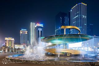 Chengdu - Tianfu square by plej_photo - 乐让菲力