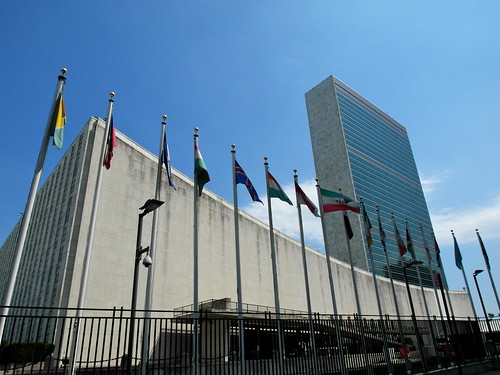 UN Headquarters, New York City | by ydcheow87