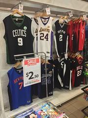 NBA jerseys in Cairns discount store