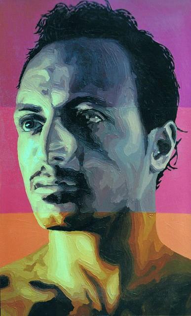 אמנות ישראלית מודרנית עכשווית למכירה ציור ראליסטי עכשווי צייר אמן ישראלי תל אביב ציורים ריאליסטים רפי פרץ אומן עכשוי