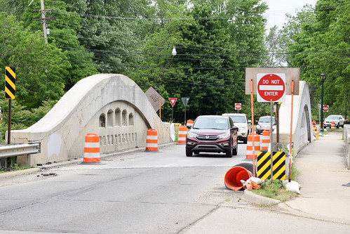 Okemos Road Bridge Replacement Project