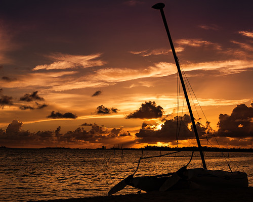beach sailboat sunrise bs nassau thebahamas newprovidence