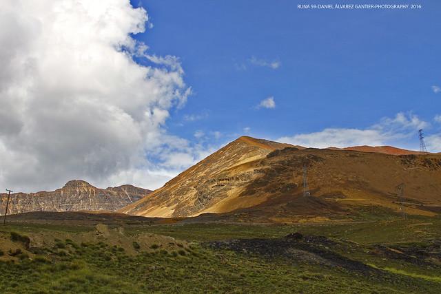 Chacaltaya mountain