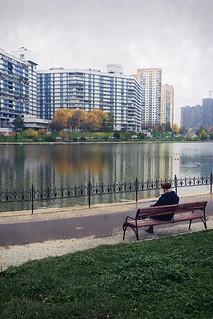 Autumn, Moscow, Russia | by Lex Kravetski