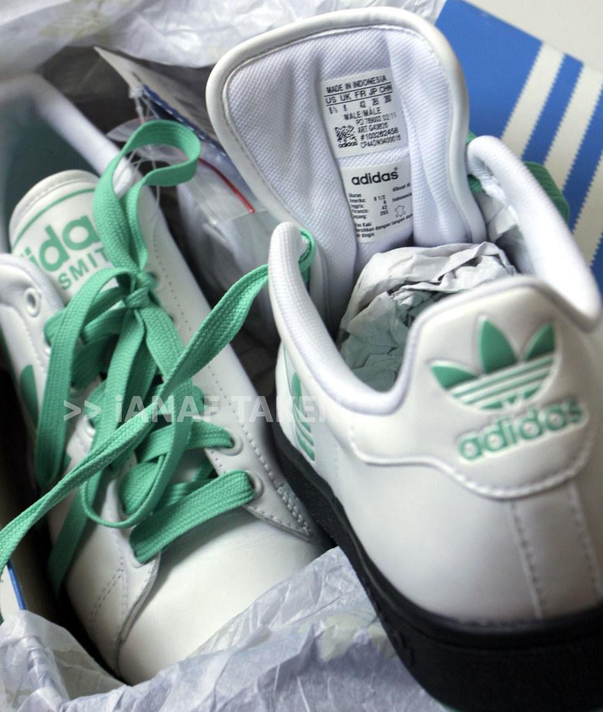 adidas stan smith original made in