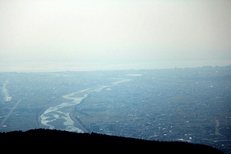 高松山 相模湾
