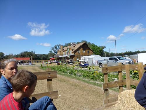 barn farm hayride sweetfieldsfarm
