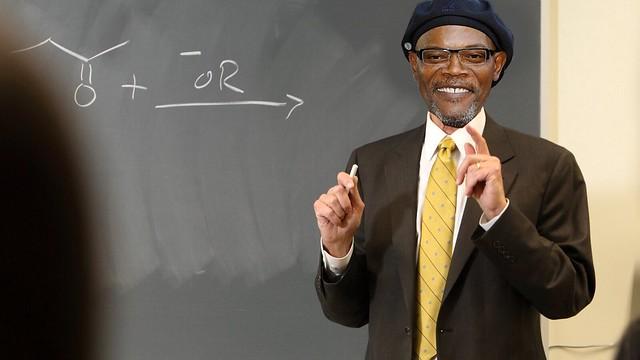 Professor Jackson