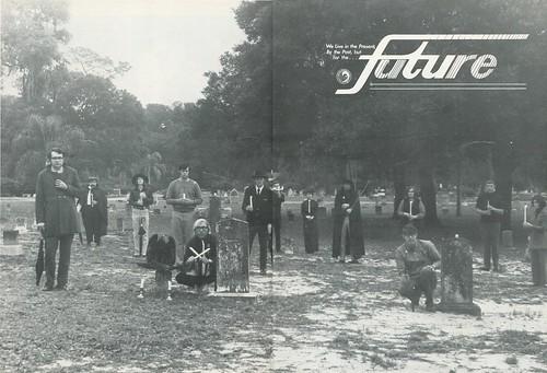 FTU's 1971 Yearbook, pgs. 134-135