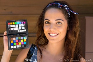 Color Checker holder © Keith Breazeal | by Keith Breazeal Photography