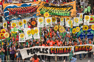 Peoples Climate March   by 350.org