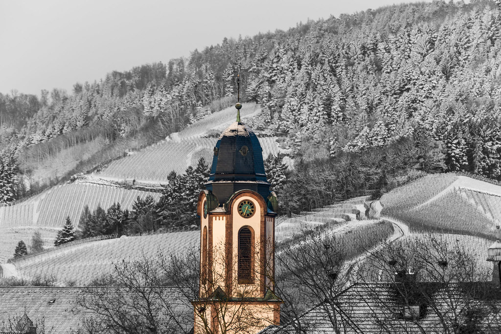 Kirchturm    church steeple