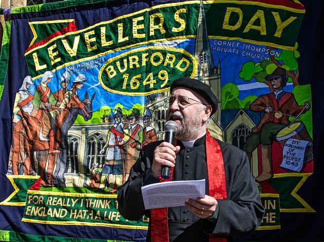 Levellers Day - Revd Professor Mark Chapman