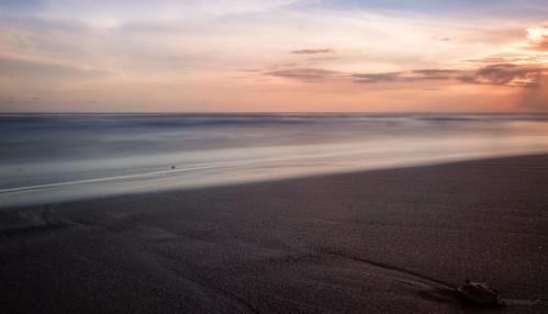 places indianocean nikon imagetype ocean sunset bali longexposure sand d7100 countries seascape timeofday seminyak photospecific beach
