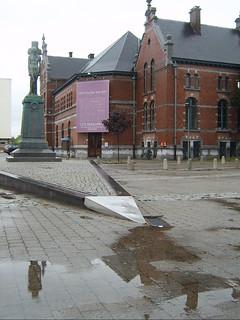 Ontvoeringsplein  -  Nekkerspoelstation | by mechelenblogt_jan