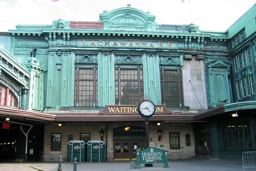 NJ - Hoboken: Erie Lackawanna Railroad & Ferry Terminal | by wallyg