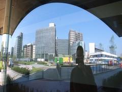 Rijswijk skyline behind me