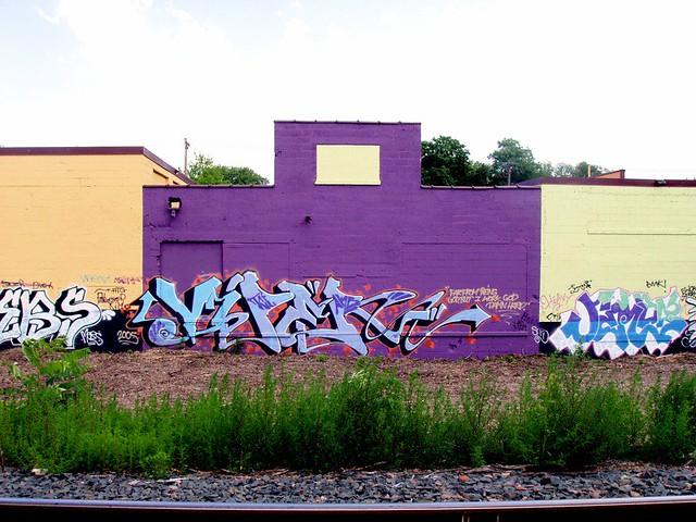 Greenway Graffiti X
