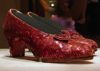 Dorothy's Ruby Slippers | by AlbinoFlea