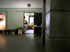 S-Bahn flowershop