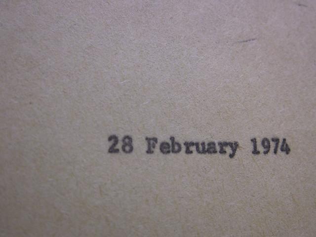 February 28, 1974
