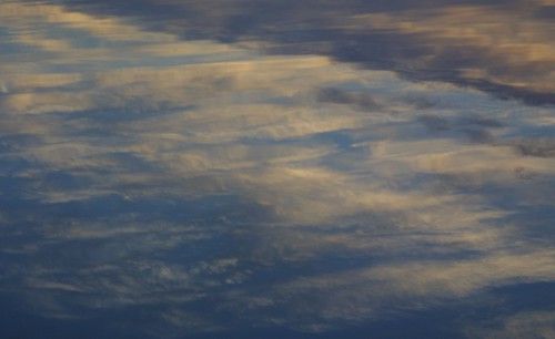 reflection wisconsin sunrise bearlake