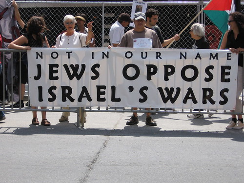 Not in our name: Jews Oppose Israel's Wars | by humbleslave
