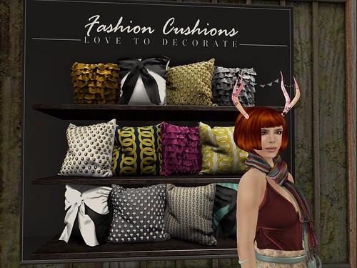 LTD free cushions :)
