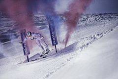 Marcel Hirscher performs during the project 'Marcel Hirscher Colours' at Reiteralm near Schladming, Austria on March 24th, 2015 // Markus Berger / Red Bull Content Pool // P-20150407-00032 // Usage for editorial use only // Please go to www.redbullcontentpool.com for further information. //