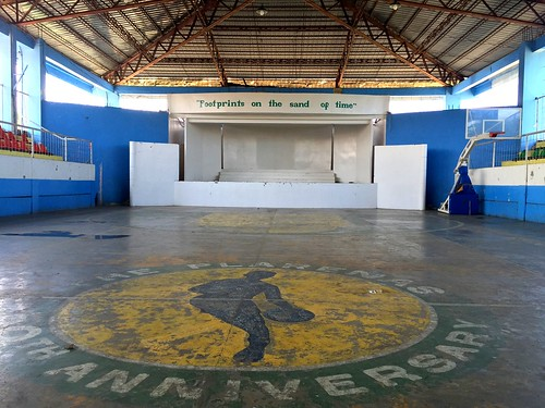The newly-rehabilitated Villaba Civic Center - July 2015 | by dilg.yolanda