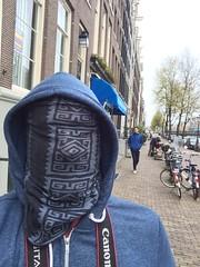 No Face en Amsterdam