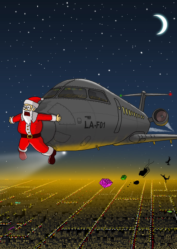 Crazy For Christmas.Just Plane Crazy For Christmas Grahame Addicott Flickr