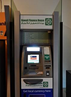 ATM - Kuwait Finance House