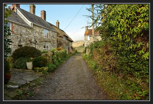 suttonpoyntzprestonweymouthdorset fields views mist cottages lunaphotos