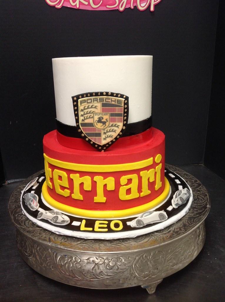 Ferrari Cake O A Stylefont Size08em