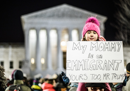 My Mommy Is an Immigrant   by Geoff Livingston