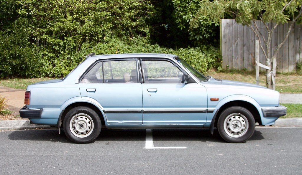 1984 Honda Civic | This car was supplied new in New ...