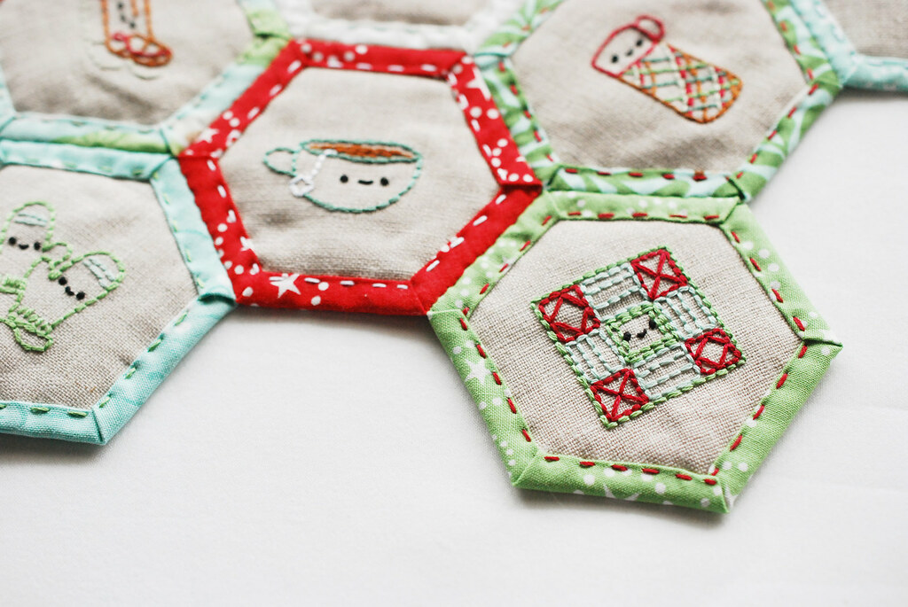 Winter Stitching Club