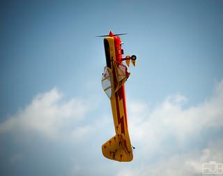 Yak 3D Flight