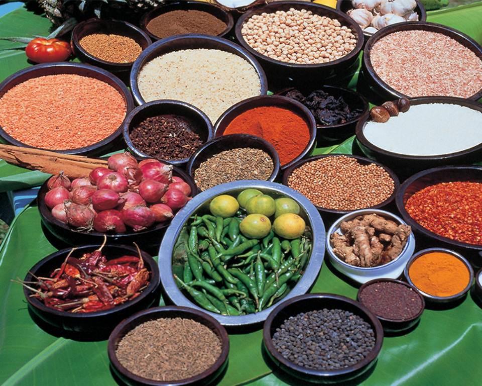 Spices Herbs Sri Lanka