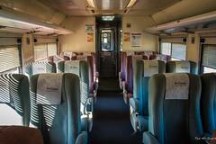 2014 - El Chepe - 1st Class Seating