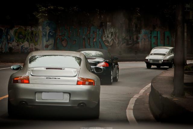 Porsche 911 Carrera (996), Boxster & 912