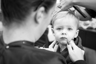 First haircut at 2 years old! | by mark.a.m.