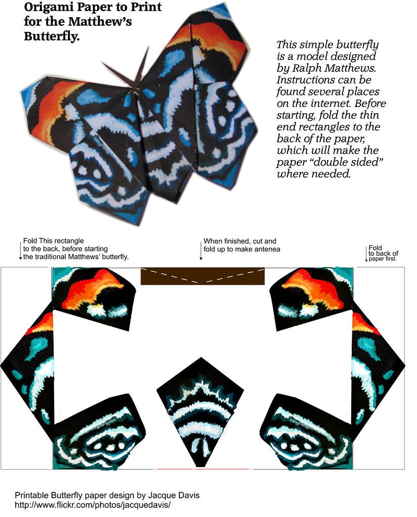 Printable Origami Paper | LoveToKnow | 1024x825