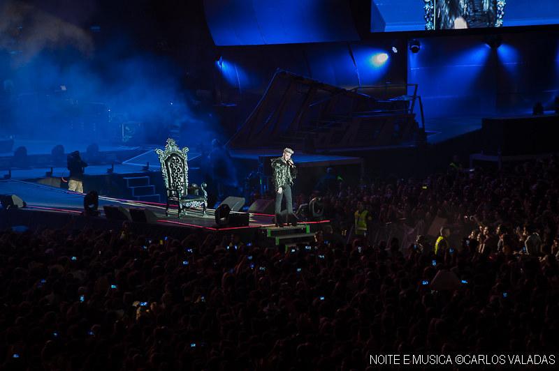 Queen + Adam Lambert - Rock in Rio Lisboa '16