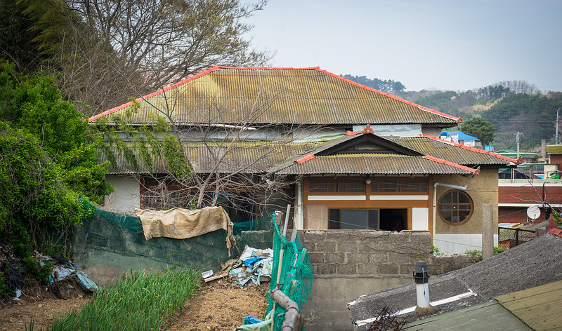 Former Residence of the Executive Director of Gyeongju Suhyup, Gampo, South Korea