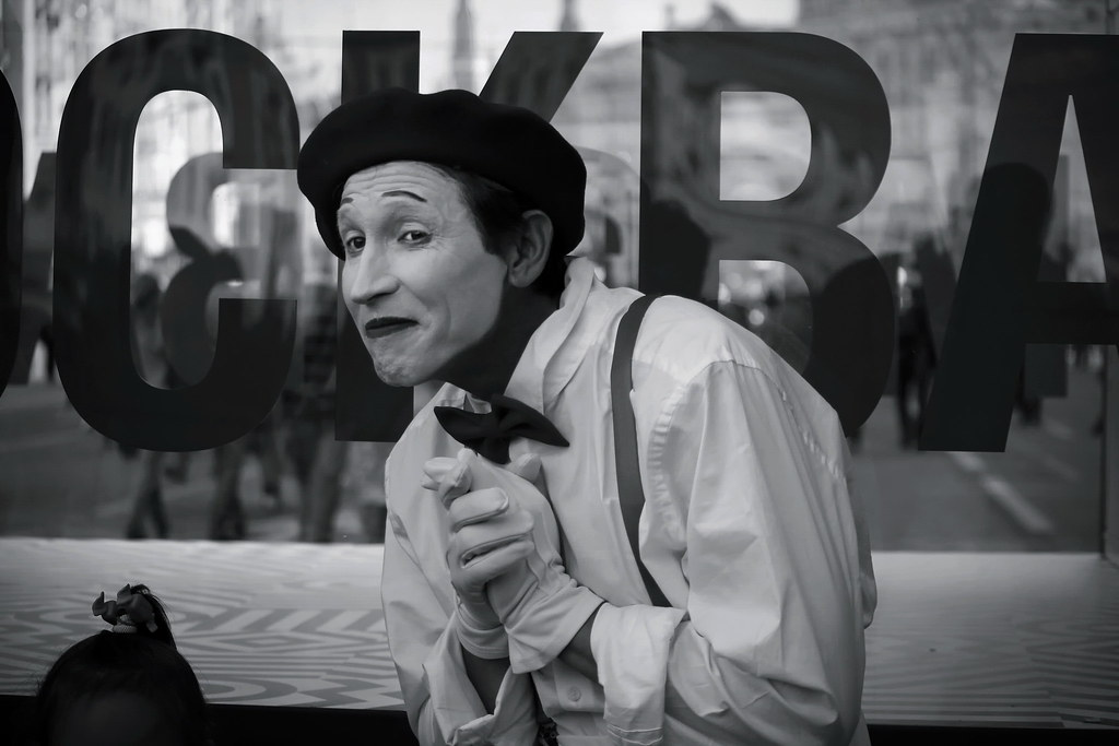 moscow mime
