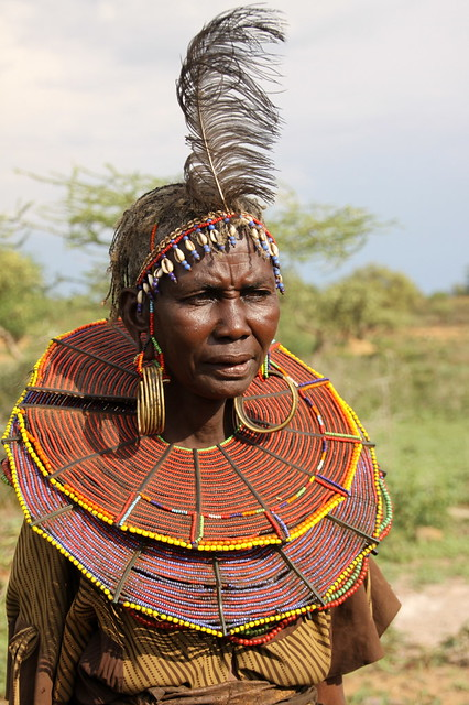kenia-tanzania - tribes and wildlife